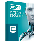 ESET NOD32 Internet Security 2019,1 PC ,3 Year, GLOBAL, ESD - Instant Delivery