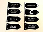 TRUSS ROD COVER 2 Ply for Epiphone guitars 3 Hole Mount Choice of 8