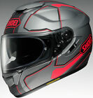 Shoei GT-Air Pendulum Full Face Helmet GREY BLACK RED SHIPS FREE