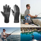 A Pair Outdoor Fingerless Windproof Fishing Gloves Non Slip Breathable Camping