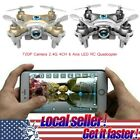 Cheerson CX-10W Mini Wifi FPV With Camera 2.4G 4CH 6 Axis LED RC Quadcopter P2