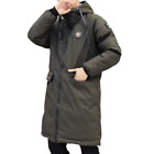 Long parkas men winter jacket 2019 fashion warm windproof casual outewear padded