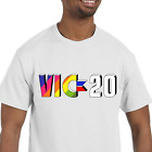 Commodore VIC-20 T-Shirt NEW *Pick your color & size* 64 128 Amiga computer BBS image