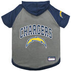 Los Angeles Chargers NFL Sporty Dog Pet Hoodie T-Shirt Sizes XS-L $22.45 USD on eBay