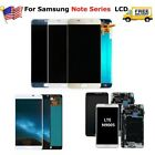 For Samsung Galaxy Note 3 4 Note 5 LCD Touch Screen Digitizer Frame Assembly