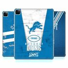 OFFICIAL NFL 2019/20 DETROIT LIONS HARD BACK CASE FOR APPLE iPAD $26.95 USD on eBay