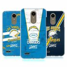 OFFICIAL NFL 2019/20 LOS ANGELES CHARGERS HARD BACK CASE FOR LG PHONES 1 $13.95 USD on eBay