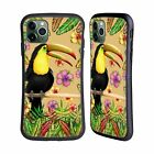 TROPICAL VIBES HYBRID CASE FOR SAMSUNG PHONES