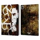 BLACK VEIL BRIDES BAND ART LEATHER BOOK WALLET CASE COVER FOR APPLE iPAD