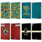 NFL 2018/19 JACKSONVILLE JAGUARS LEATHER BOOK WALLET CASE COVER FOR APPLE iPAD $25.95 USD on eBay
