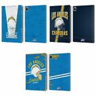 OFFICIAL NFL 2019/20 LOS ANGELES CHARGERS LEATHER BOOK CASE FOR APPLE iPAD $32.95 USD on eBay
