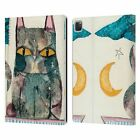 OFFICIAL WYANNE CAT LEATHER BOOK CASE FOR APPLE iPAD