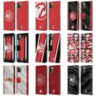 NBA ATLANTA HAWKS LEATHER BOOK WALLET CASE COVER FOR APPLE iPHONE PHONES on eBay