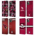 NFL 2018/19 ARIZONA CARDINALS LEATHER BOOK WALLET CASE FOR APPLE iPHONE PHONES $27.95 CAD on eBay