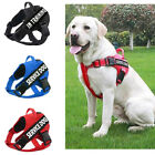 No-Pull Dog Harness Adjustable Reflective Pet Padded Nylon Strong Vest XS-XL