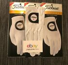 2020 Titleist Players Golf Gloves Men's 3 Pack for Right Handed Golfers.
