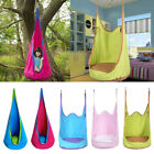 Child's Room Cloth Bag Inflatable Seat Hammock Kid Sports Swing Toy Patio Chair