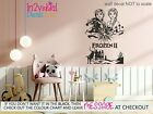 QUEEN ELSA INSPIRED WALL ART STICKER QUOTE DECAL ANNA DISNEY STYLE FROZEN 2 II