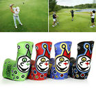 Putter Cover Covers Cute Clown Headcover for Blade Golf Putter Golf Club Head