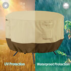 Garden Round Table Furniture Cover Waterproof Patio Set Outdoor Large Small