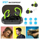 Kyпить BE1018 Mini Bluetooth 5.0 Headset Wireless Earbud TWS Stereo Waterproof Earphone на еВаy.соm