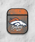 Denver Broncos Case for AirPods 1 2 3 Pro protective cover skin dnb1 $15.99 USD on eBay