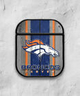 Denver Broncos Case for AirPods 1 2 3 Pro protective cover skin dnb4 $15.99 USD on eBay