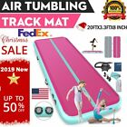 Air Track 10/13/16/20Ft Airtrack Inflatable Tumbling Gymnastics Mat GYM + Pump image