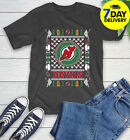 New Jersey Devils Merry Christmas NHL Hockey Loyal Fan Ugly Shirt full size $17.99 USD on eBay