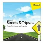 Streets and Trips 2013 For 2 Pc's