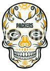 Green Bay Packers Skull sublimation or color iron on transfer (choice of 1) $3.25 USD on eBay