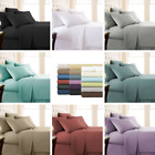 Wholesale Egyptian Comfort 1800 Count 6 Piece Bed Sheet Set Deep Pocket Sheets S image