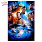 "5D DIY Diamond embroidery Painting Kits -Full Square / Round Drill ""Star Trek"" on eBay"