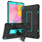 For Samsung Galaxy Tab A 10.1 2019/Tab E 9.6 Tablet Rugged Shockproof Case Cover