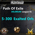 Path of Exile DELIRIUM League Softcore SC Exalted Orb POE Currency Item EX Orbs