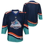 New York Islanders NHL Youth Premier Blank Fisherman Third Jersey Youth Sizes $39.99 USD on eBay