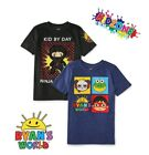 Ryans World Tees 2 pack T shirt size 5 6 7  8 Limited Stock