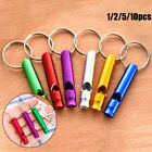 with Keyring Training Accessories Survival Whistle Emergency Whistles EDC Tools