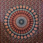 Wall Hanging Tapestry Decor Bedspread Mandala Indian Ethnic Meditation Bohemian