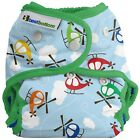 Best Bottom One Size Cloth Diaper Cover Shell Snap Closure Girl or Boy