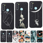 Phone Case Painted Soft Silicone Back Cover For Xiaomi Redmi Note 8 7 6 5 Pro 5+ $1.04 USD on eBay
