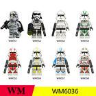 star wars clone troopers first order stormtroopers building figure gift toy