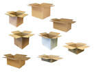 SINGLE WALL POSTAL MAILING CARDBOARD BOXES ROYAL MAIL VARIOUS SIZES