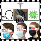 Kyпить Disposable Dental Industry Dust Proof Mouth Face Mask Respirator Smog на еВаy.соm