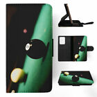 SNOOKER POOL TABLE BALLS 2 FLIP WALLET CASE COVER FOR SAMSUNG GALAXY S $14.95 AUD on eBay