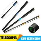 Aluminum Telescopic Snooker Billiard Pool Cue Extender Extension Sleeve Device $12.34 USD on eBay