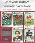 1973 TOPPS FOOTBALL YOU PICK FROM SCANS # 353 TO # 528 $1.0 USD on eBay