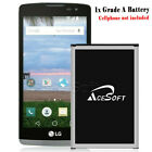 UPGraded AceSoft 3960mAh Replacement BL-41ZH Battery f LG Leon MS345 H345 Phone