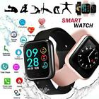 Fashion Business Bluetooth IP67 Smart Watch For Men Women Kids For IOS Android image