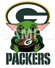 Green Bay Packers iron on transfer $3.25 USD on eBay